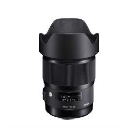 Sigma 20mm f/1.4 A DG HSM – Nikon F