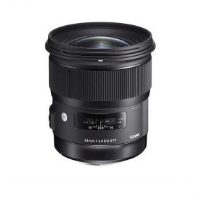 Sigma 24mm f/1.4 Art DG HSM – Nikon F