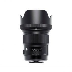 Sigma 50mm f/1.4 Art – Canon Ef/EF-S