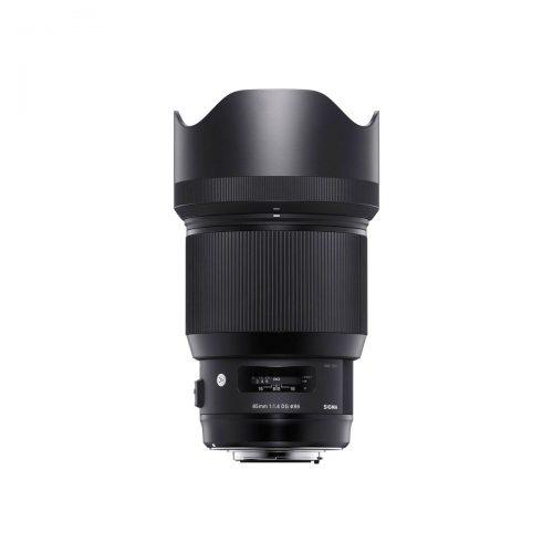 Sigma 85mm f/1.4 Art – Nikon F
