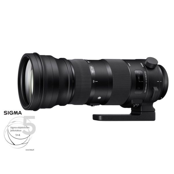 Sigma 150-600mm f/5-6.3 DG OS HSM S - Canon EF / EF-S