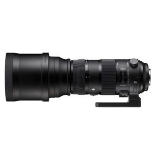 Sigma 150-600mm f/5-6.3 DG OS HSM S – Canon EF / EF-S
