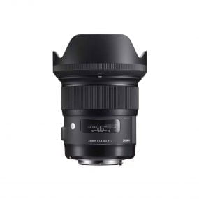 Sigma 24mm f/1.4 Art DG HSM – Sony A