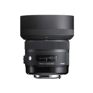 Sigma 30mm f/1.4 Art DC HSM – Canon Ef/EF-S
