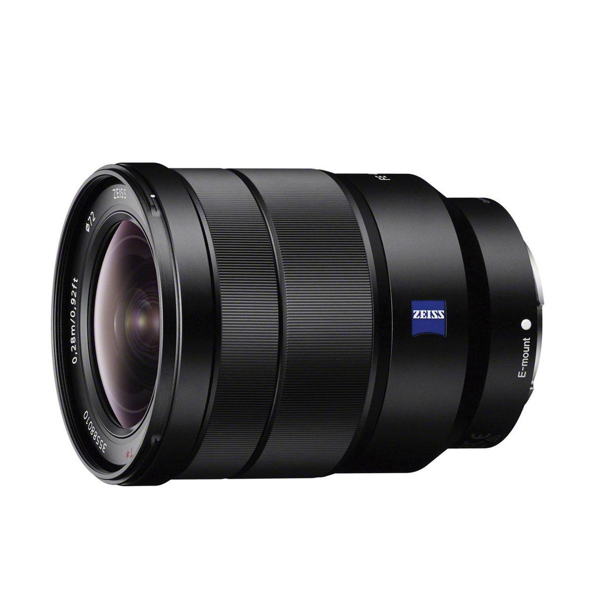 Sony Zeiss Vario-Tessar® T* FE 16-35mm F4 ZA OSS