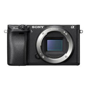 Sony A6300 runko