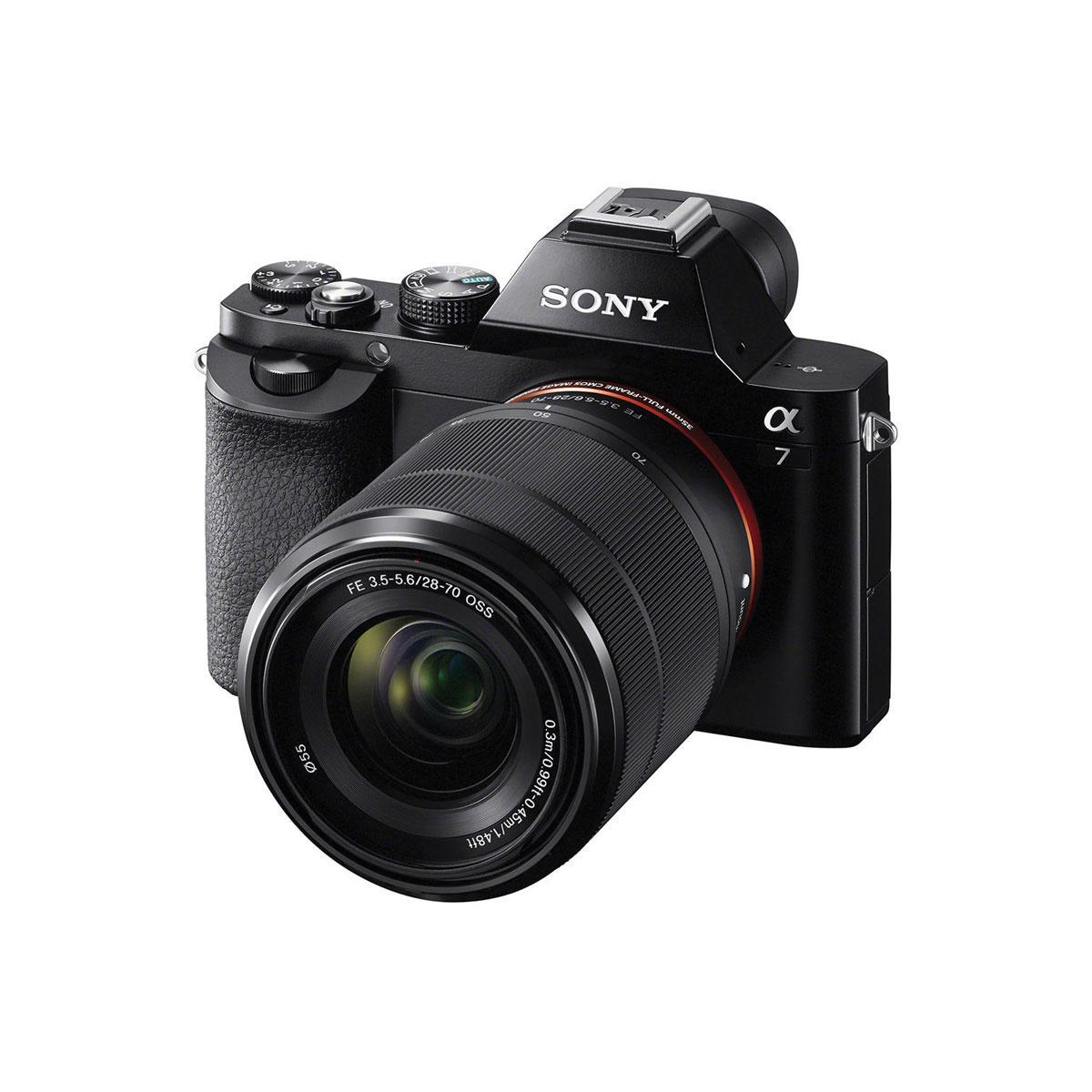 Sony α7 + FE 28-70mm F3.5-5.6 OSS