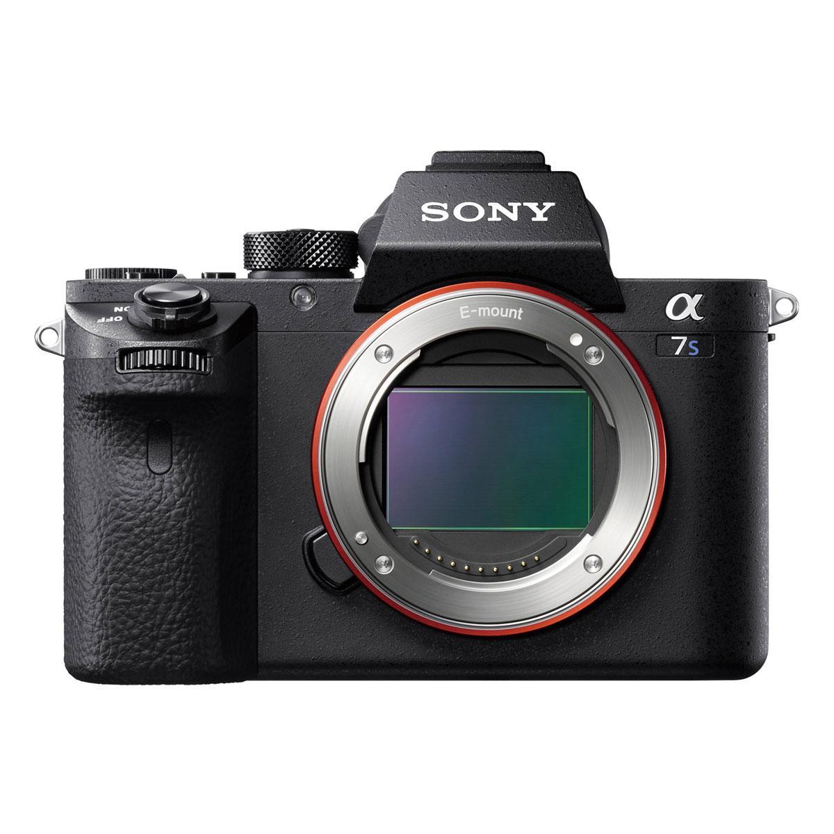 Sony A7S II runko