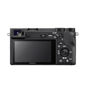 Sony A6500 runko