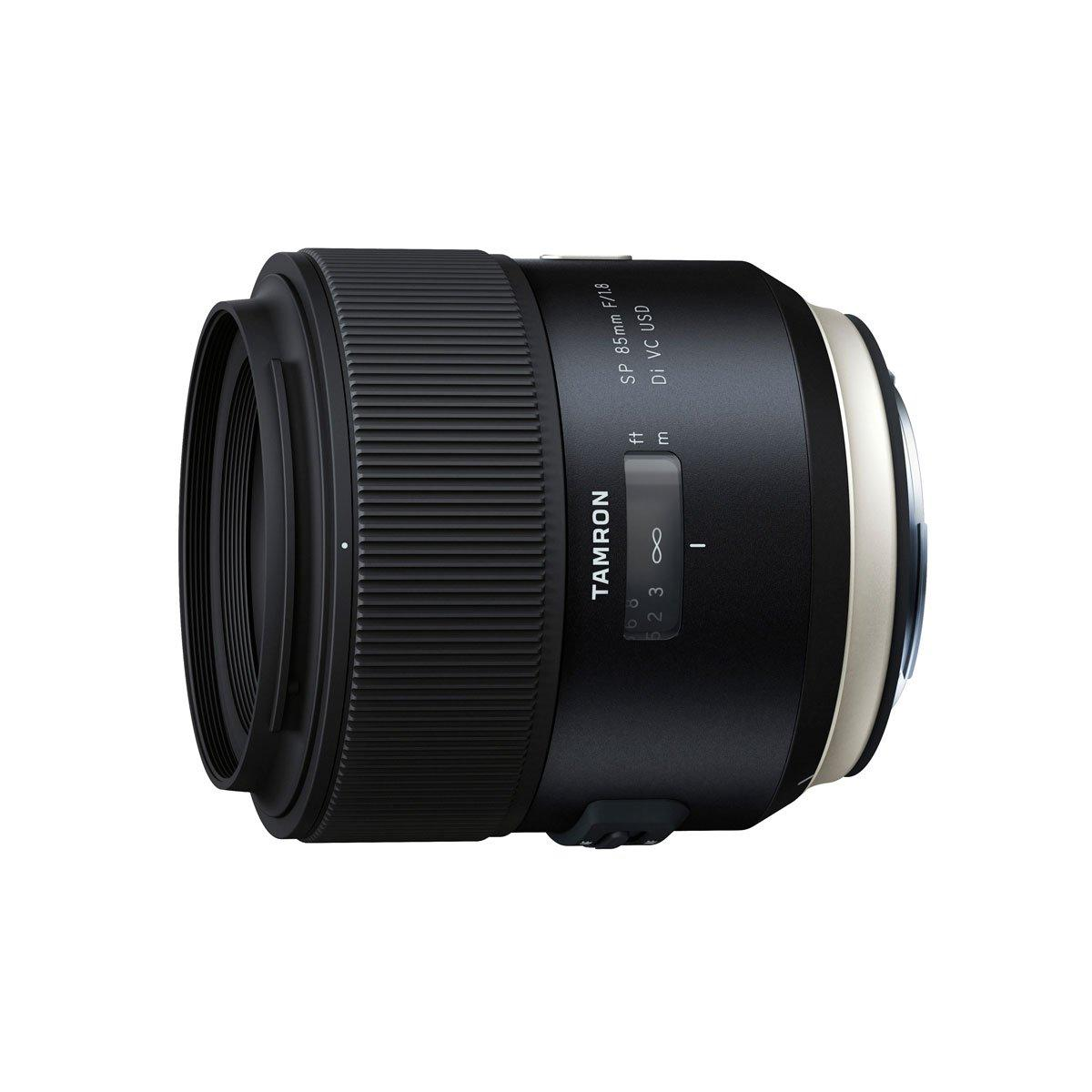 Tamron SP 85mm f/1.8 Canon