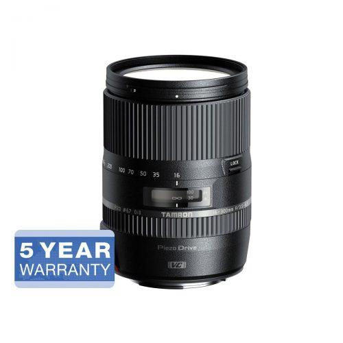 Tamron 16-300mm f/3.5-6.3 DI II VC PZD – Sony A