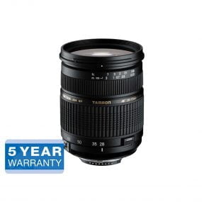 Tamron 28-75mm f/2.8 AF XR LD IF – Canon