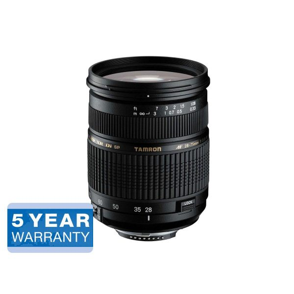 Tamron 28-75mm f/2.8 AF XR LD IF - Canon