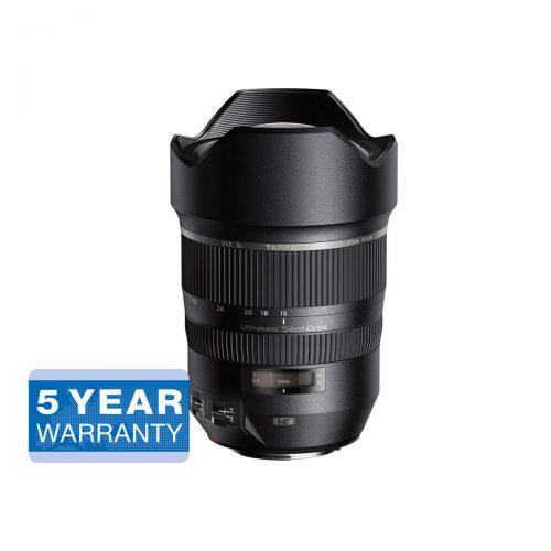 Tamron SP 15-30mm f/2.8 Di VC USD SP – Canon