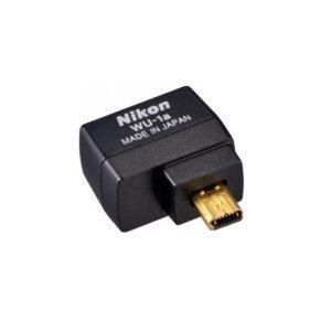 Nikon WU-1A mobiiliyhteyssovitin (D3200)