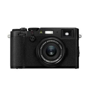 Fujifilm X100F - Musta