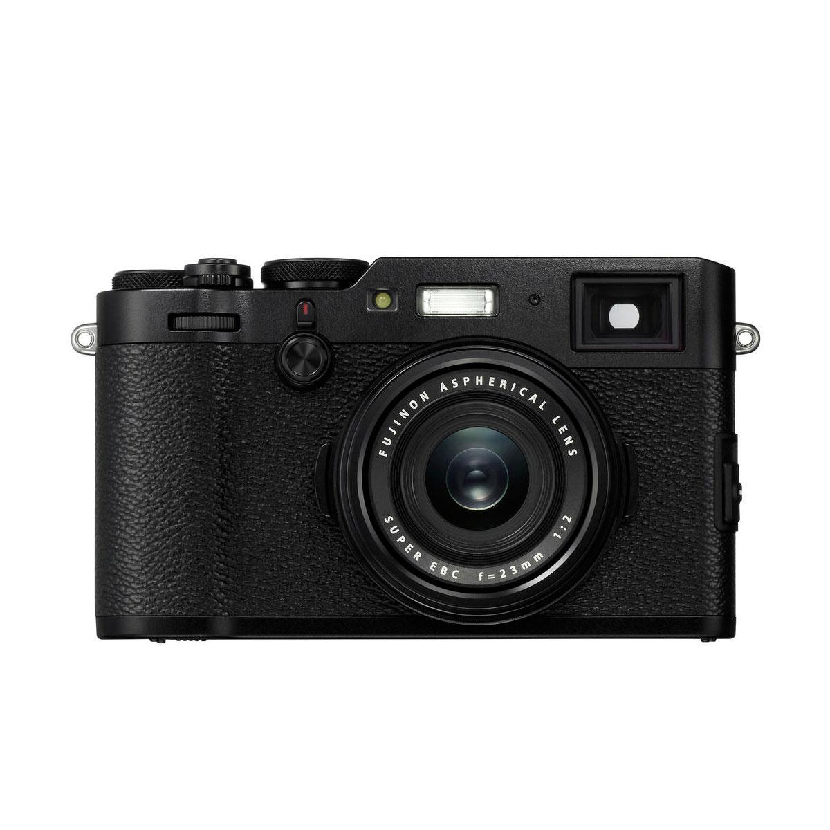 Fujifilm X100F – Musta
