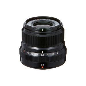 Fujinon XF 23mm f/2 WR
