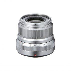 xf 23mm f2 silver 1