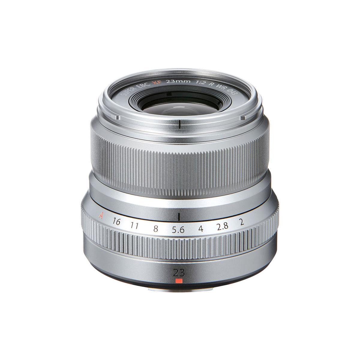 Fujinon XF 23mm/2 R WR hopea
