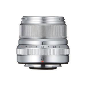 xf 23mm f2 silver 2