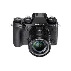 Fujifilm X-T2 runko + XF 18-55mm F2.8 - 4 R