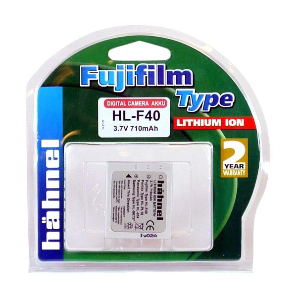 Hähnel akku Fuji HL-F40