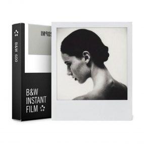 Polaroid Originals 600 mustavalko filmi