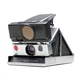 Impossible Polaroid SX-70 Sonar