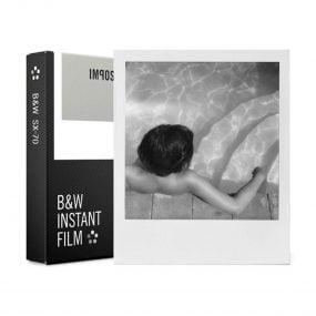 Polaroid Originals SX-70 Mustavalkofilmi