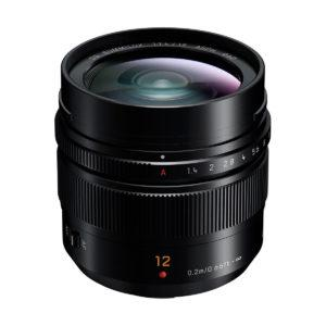 Panasonic 12mm Leica f/1,4 ASPH