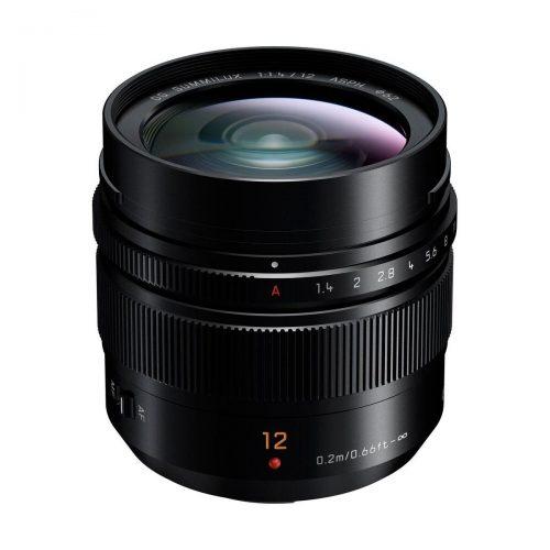 Panasonic Leica 12mm f/1.4 ASPH