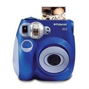 Polaroid Pic-300 Musta