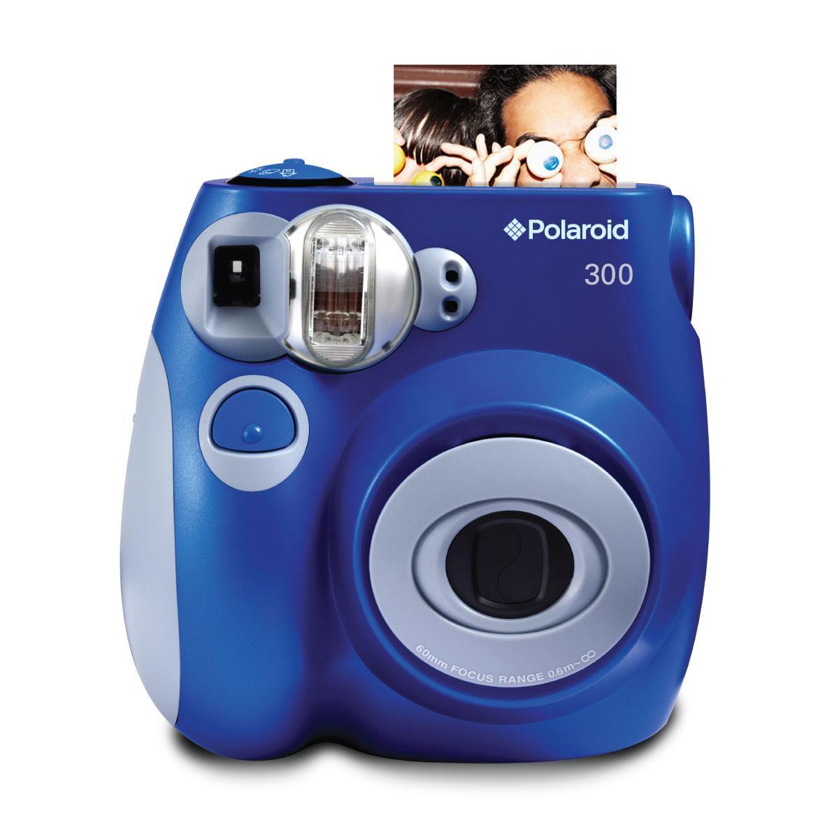 Polaroid Pic-300 Sininen