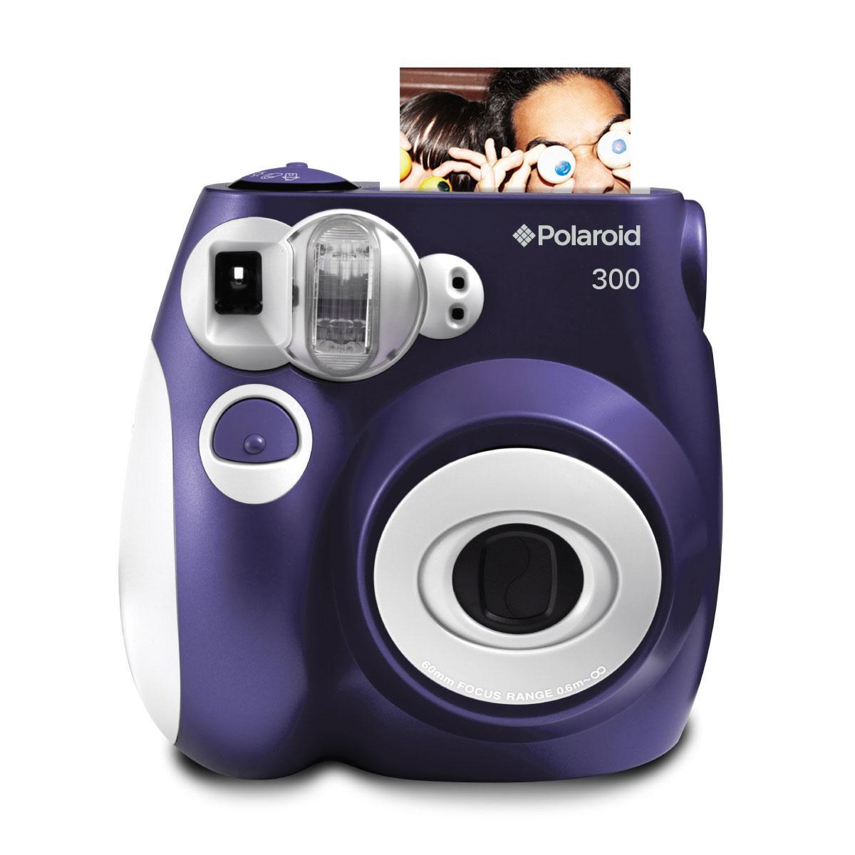Polaroid Pic-300 Violetti