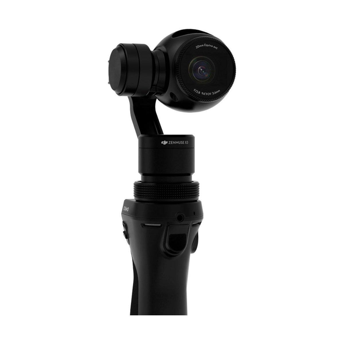 DJI Osmo Zenmuse X3 kamera + gimbal