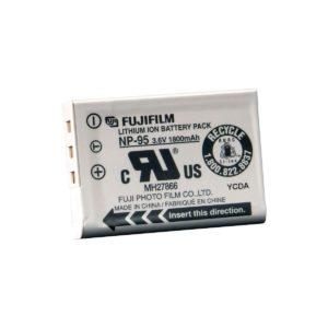 NP-95 Lithium-Ion akku (X100/X100S/X100T/X30/X-S1)