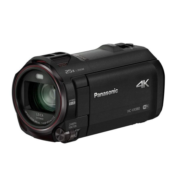 Panasonic HC-VX980 - 4K videokamera