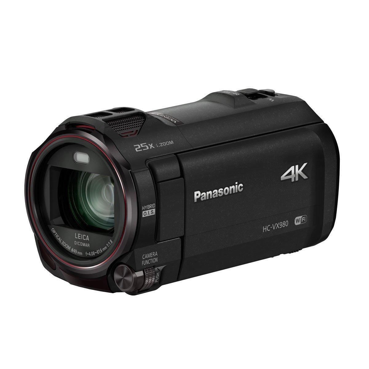 Panasonic HC-VX980 – 4K videokamera