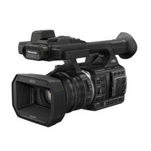 Panasonic HC-X1000 - Kevyt 4K ammattivideokamera
