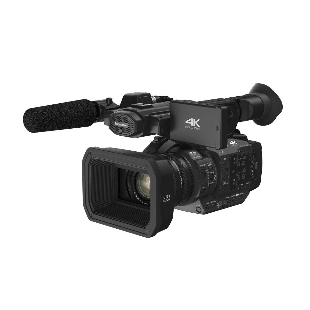Panasonic HC-X1 – 4K ammattivideokamera