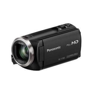 Panasonic DV HC-V180 - Musta