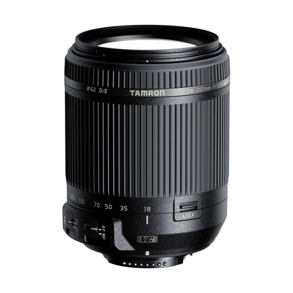 Tamron 18-200mm f/3.5-6.3 Di II VC - Nikon
