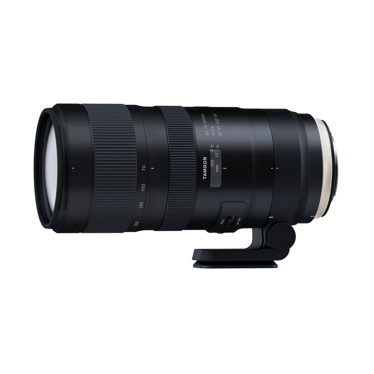 Tamron SP 70-200mm f2.8 VC G2 – Canon