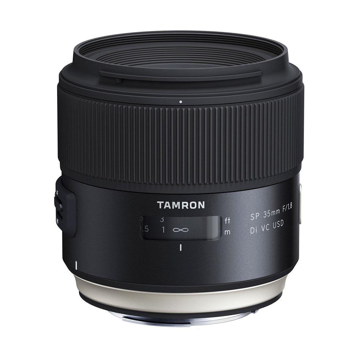 Tamron SP 35mm f/1.8 DI VC USD – Nikon
