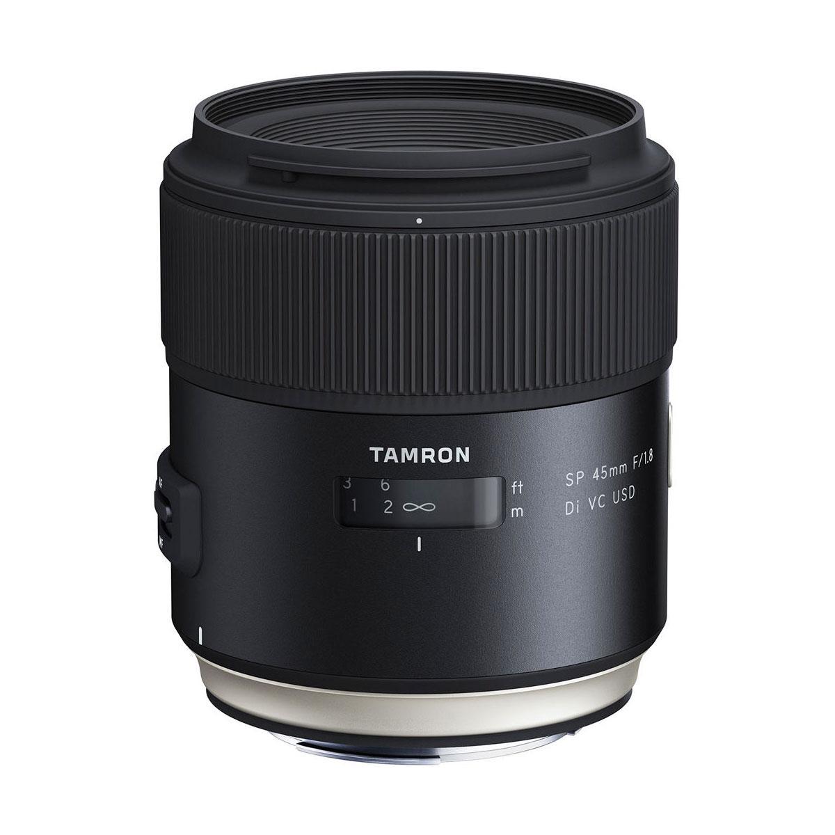 Tamron SP 45mm F/1,8 DI VC USD – Canon
