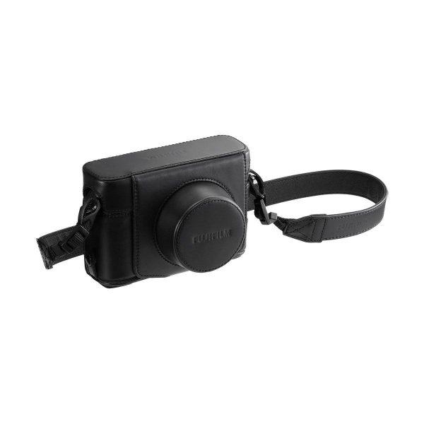 LC-X100F Premium musta kamerakotelo