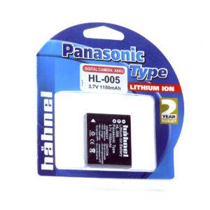 Hähnel Akku Panasonic HL-005