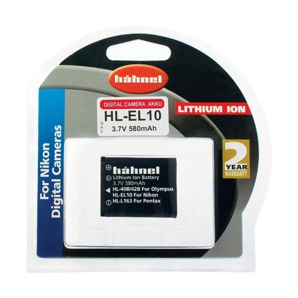 Hähnel akku Nikon HL-EL10