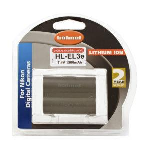 Hähnel akku Nikon HL-EL3e